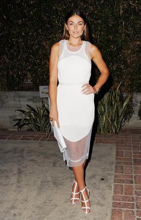 Serinda Swan Summer Soiree Honoring Somaly Mam Foundation, Aug 18, 2013
