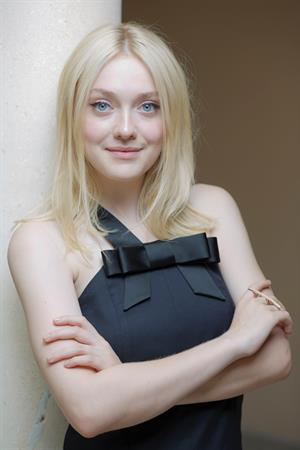 Dakota Fanning Portraits at the Venice Film Festival - Sept 1 2013