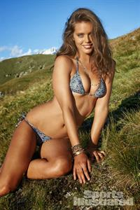 Emily DiDonato in a bikini