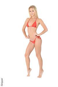 Hella G in a bikini