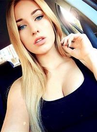 Maria Doroshina taking a selfie