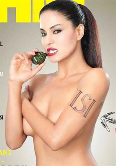 Veena Malik Nude - 2 Pictures Rating 81710-2299