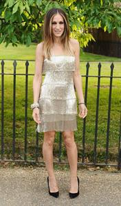 Sarah Jessica Parker Serpentine Gallery Summer Party -- London, Jun. 26, 2013