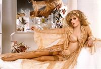 Bernadette Peters in lingerie