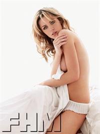 Abigail Clancy in lingerie