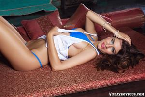Playboy Cybergirl: Samantha Taylor Nude Photos & Videos at Playboy Plus!