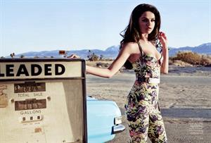 Selena Gomez Instyle (US) June, 2013