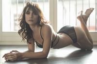 Shir Elmaliach in lingerie