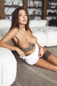 Kristina Shcherbinina - breasts