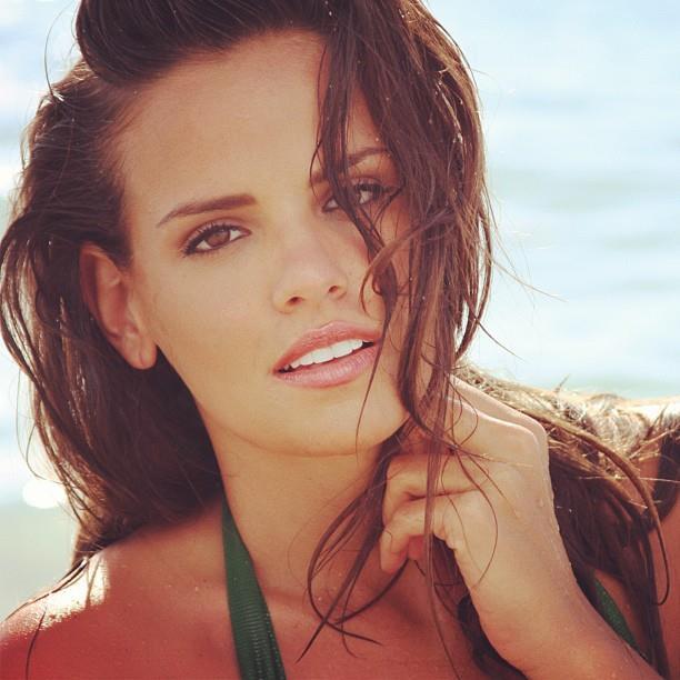Jordana DePaula in a bikini