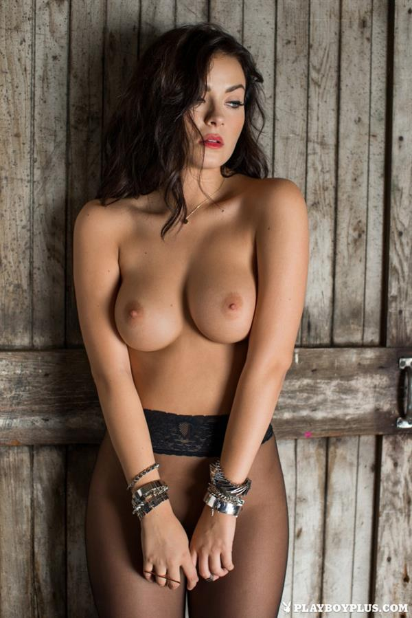Alexandra Tyler - breasts