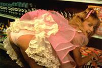 Linnea Quigley in lingerie - ass
