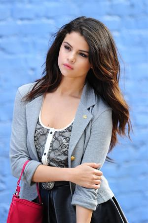 Selena Gomez – Dream Out Loud shoot in Los Angeles 5/2/13