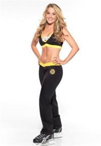 Bruins Ice Crew Danielle