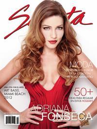 Adriana Fonseca in a bikini