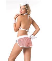 Liliana Henao in lingerie - ass