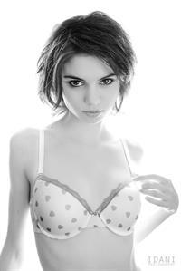 Ana-Maria Ilinca in lingerie