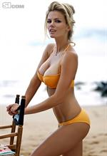 Brooklyn Decker in a bikini