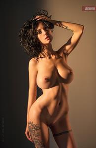 Alla Berger nude