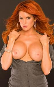Anne Krystel Goyer - breasts