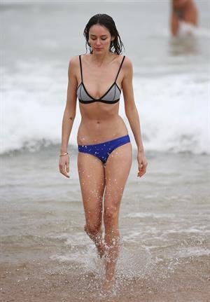 Nicole Trunfio in Sydney - 03-16-14