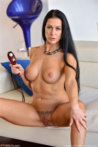 Texas Patti - pussy and nipples