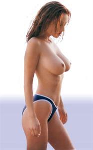 Tara OConnor in a bikini - breasts