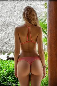 Jessie Keener in a bikini - ass