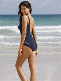 Carla Ossa in a bikini - ass