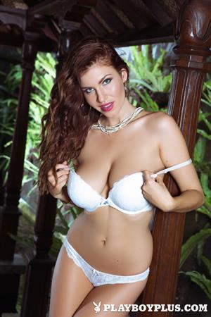 Playboy Cybergirl -Samantha Taylor Nude Photos & Videos at Playboy Plus!