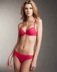 Jayne Moore in lingerie