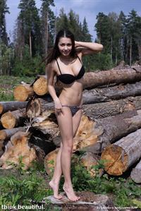 Helga Lovekaty - BodyInMind - Wood Nymph - 138 Pictures