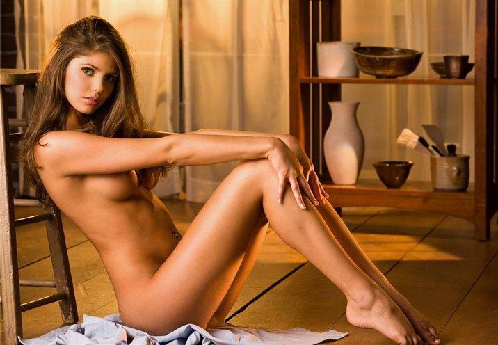 Kyra milan nude pics