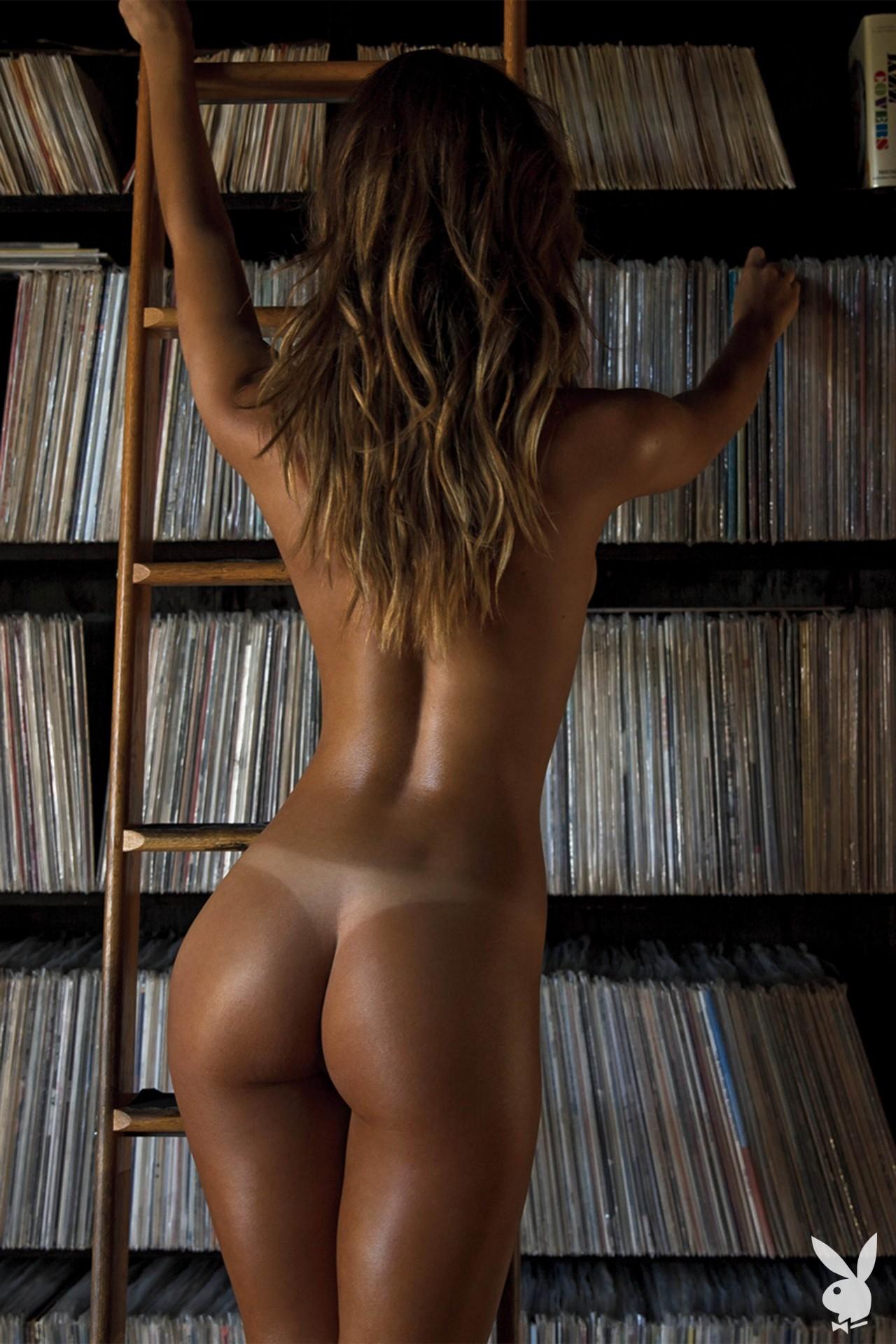 Carmella rose topless
