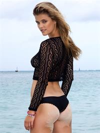 Nina Agdal in a bikini - ass