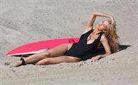 Katiuscia Torres in a bikini
