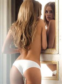 Danica Thrall in lingerie - ass