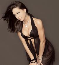 Corissa Furr in lingerie