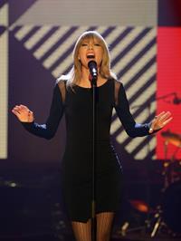 Taylor Swift  The Graham Norton Show  performance in London - Feb 22, 2013