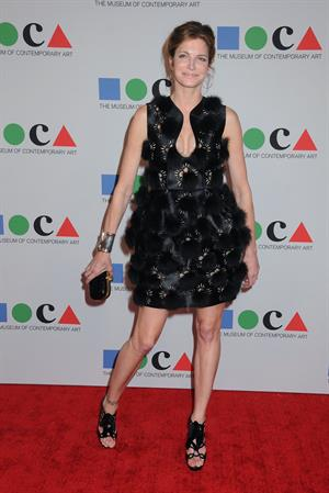 Stephanie Seymour 2013 MOCA Gala - MOCA Los Angeles Presents 'Yesssss!' in Los Angeles, Apr. 20, 2013