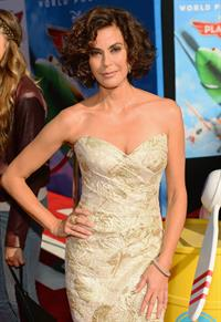 Teri Hatcher Premiere of Disney's Planes pres. by Target El Capitan Theatre in Hollywood on August 5, 2013