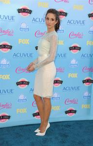 Troian Bellisario 2013 Teen Choice Awards, Aug 11, 2013