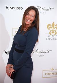 Vanessa Demouy Relais & ChateauPresent 'Diner Des Grands Chefs London 2013' (April 22, 2013)