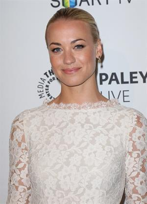 Yvonne Strahovski 2013 PaleyFest Fall Preview - Fall Farewell  Dexter , September 12, 2013