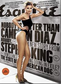 Cameron Diaz Esquire USA Aug 2014