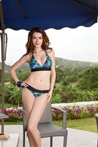 Daiana Menezes in a bikini