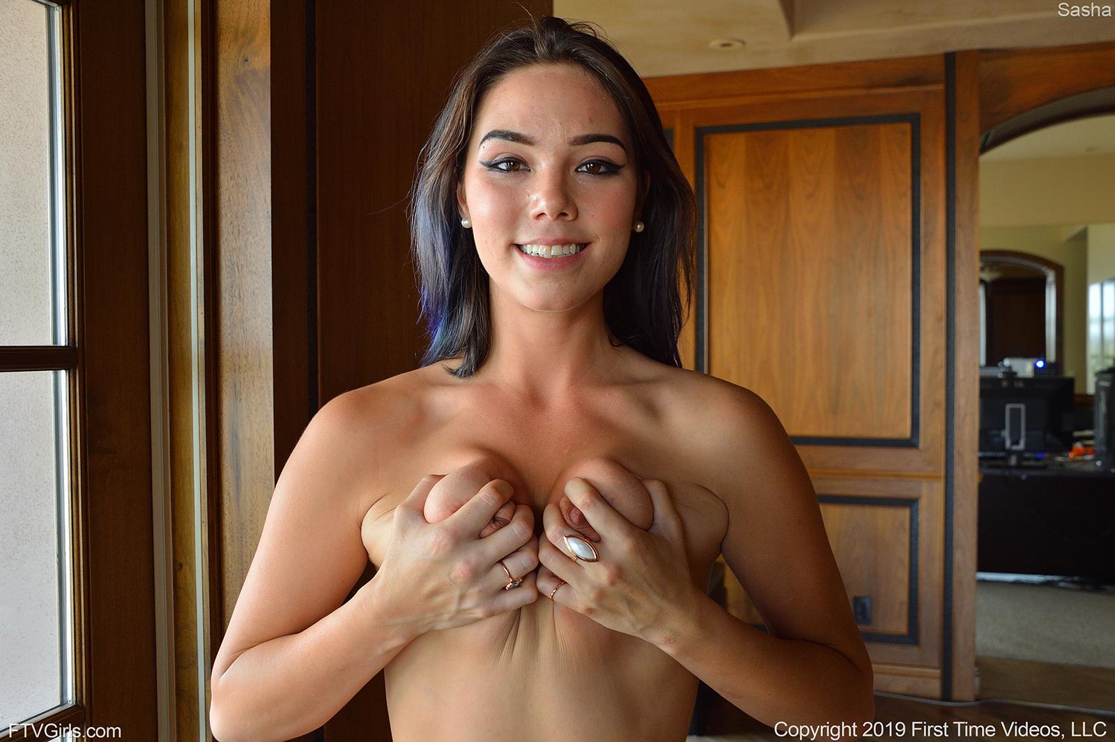 Nude sasha mitchell