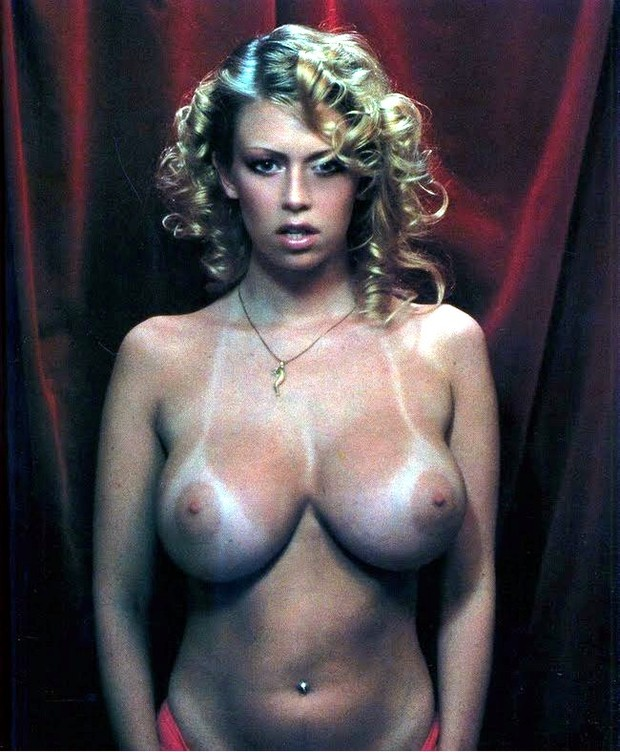 Jenna Jameson - breasts