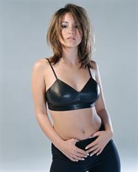 Rachel Stevens in a bikini
