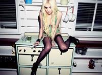 Taylor Momsen in lingerie